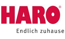 Tradition und Innovation kennzeichnen <strong>HARO</strong> Markenböden. Das Sortiment umfasst Beläge aus Parkett, Laminat, Kork sowie Designböden.